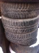 Bridgestone Ice Cruiser 5000. Зимние, шипованные, 2012 год, износ: 70%, 4 шт