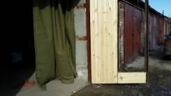 Продажа штор для гаража из брезента. Под заказ