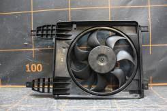 Радиатор охлаждения двигателя. Chevrolet Aveo, T250