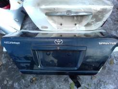 Крышка багажника. Toyota Sprinter, CE110, CE113, AE114, AE111, EE111, AE110, CE114, CE116