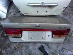 Крышка багажника. Nissan Sunny, SB15, FNB15, QB15, FB15, JB15, B15