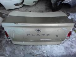 Крышка багажника. Toyota Platz, SCP11, NCP16, NCP12
