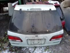 Дверь багажника. Nissan Avenir, SW11, W11, PNW11, PW11, RNW11, RW11