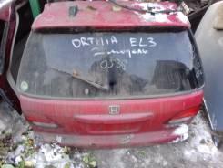Дверь багажника. Honda Orthia, E-EL1, EL1, E-EL2, EL2, E-EL3, EL3, EEL1, EEL2, EEL3
