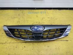 Решетка радиатора. Subaru Impreza, GH3, GH2, GH8, GH7, GH6 Двигатели: EJ20X, EL15, EJ203, EJ20, EJ154