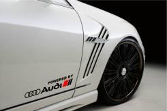 Наклейка. Audi