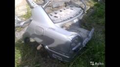Задняя часть автомобиля. Toyota Avensis, AZT250
