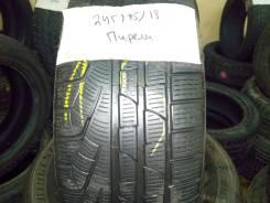 Pirelli W 210 Sottozero. Зимние, без шипов, 2012 год, износ: 20%, 1 шт