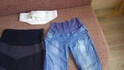 Юбки джинсовые. 48