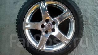 Toyota. 8.0x17, 5x114.30, ET50, ЦО 58,1мм.