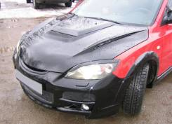 Патрубок воздухозаборника. Mazda Axela Mazda Mazda3