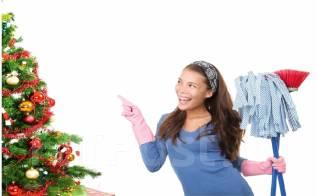 """Химчистка мебели, ковров. Акция """"Предновогодняя уборка"""". Акция длится до 31 декабря"""