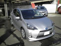 Toyota Aqua. автомат, передний, 1.5, бензин, 40 000 тыс. км, б/п. Под заказ