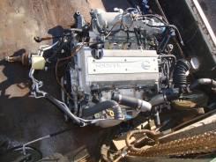 Стартер. Nissan X-Trail, PNT30 Двигатель SR20VET