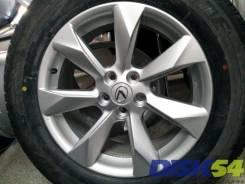 Lexus. 8.0x18, 5x114.30, ET30, ЦО 60,1мм.