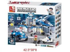 Конструктор 38-0191 Полиция 492д