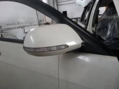 Зеркало заднего вида боковое. Honda Accord, CL8, CL9, CL7 Двигатели: K20A, K24A