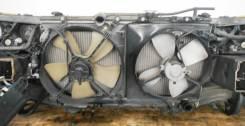 Радиатор охлаждения двигателя. Toyota Caldina, ST215, ST198V, ST210G, ST215W, ST190, ST191, ST195G, ST215G, ST195, ST198, ST191G, ST190G, ST210 Toyota...