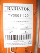 Радиатор охлаждения Toyota Corolla,Fielder,Runx,Allex,Spacio,Voltz,Matrix #ZE12# TY0001-120