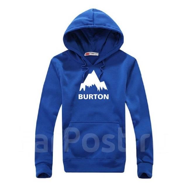 dddad73e Толстовка с капюшоном Burton, Синяя, СПЕЦ-ЦЕНА - Основная одежда во ...