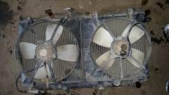 Радиатор охлаждения двигателя. Toyota Vista, SV22 Toyota Camry, SV22 Двигатель 4SFI