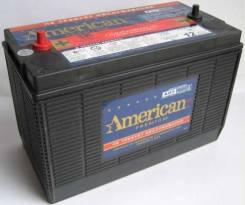 American. 140 А.ч., производство Корея