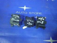 Сервопривод заслонок печки. Subaru Forester, SG5, SG Двигатель EJ205