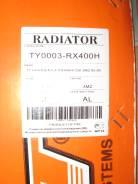 Радиатор охлаждения Lexus RX330,Toyota Harrier #CU3# '03- 16041-20312 TY0003-MCU30