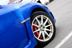 Продам 6ти поршневые тормоза Brembo c дисками 324мм на Subaru. Subaru: Outback, Legacy, Impreza WRX, Forester, Impreza WRX STI Porsche Cayenne. Под за...