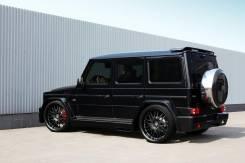 Спойлер. Mercedes-Benz G-Class