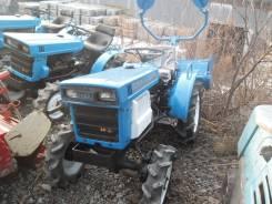 Iseki. Трактор с фрезой, колея меняется, 4 WD, отличное состояние