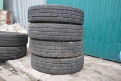 Bridgestone Duravis R250. Всесезонные, износ: 40%, 6 шт