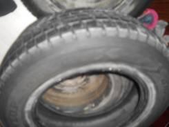 Dunlop Grandtrek SJ6. Зимние, без шипов, износ: 80%, 1 шт