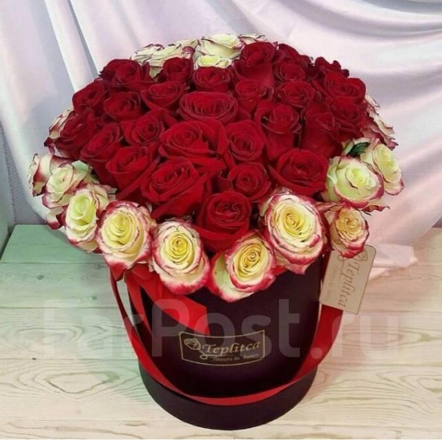 Эксклюзивные букеты цветов фото