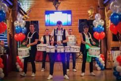 Барабанщики Владивостока «Catchers Groove»