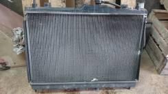 Радиатор охлаждения двигателя. Nissan Wingroad, NY12, Y12 Nissan AD, VY12, VJY12, VZNY12, VAY12 Двигатели: HR15DE, CR12DE