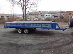 """Универсал-2, 2015. Продам прицеп для транспортировки авто """"Универсал-2"""", 2 000 кг."""