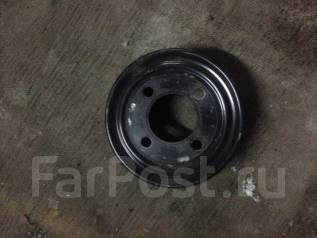 Шкив помпы. Toyota: Cressida, Crown, Verossa, Soarer, Altezza, Chaser, Crown Majesta, Mark II Wagon Blit, Mark II, Cresta, Supra Lexus IS300, GXE10 Le...