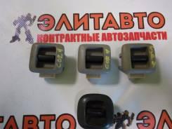 Кнопка стеклоподъемника. Toyota Corolla, AE112, AE110, AE111 Двигатели: 4AF, 4AFE, 4AGE, 5AFE, 7AFE