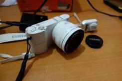 Samsung NX1000 Kit. 20 и более Мп, зум: 3х