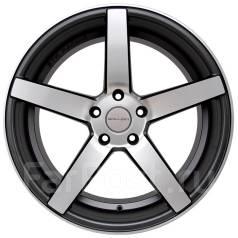 Sakura Wheels 9140. 9.0x20, 5x120.00, ET35, ЦО 74,1мм.