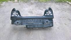 Задняя часть автомобиля. BMW