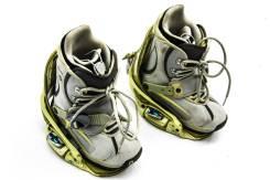 Лот O1570 быстросъемные крепления + ботинки для сноуборда Burton