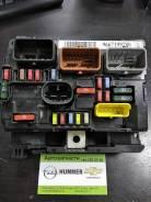 Блок предохранителей. Peugeot 207 Двигатель ET3J4