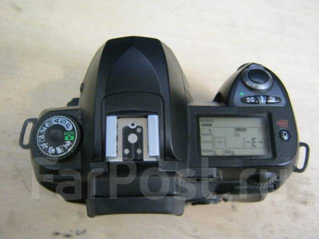 Nikon D70s Body
