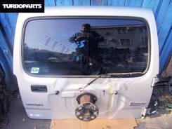 Дверь багажника. Suzuki Jimny, JB33W, JB43W Suzuki Jimny Wide, JB33W, JB43W Двигатели: G13B, M13A, G13B M13A