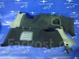 Обшивка багажника. Subaru Forester, SG, SG5, SG9, SG9L Двигатели: EJ20, EJ201, EJ202, EJ203, EJ204, EJ205, EJ20A, EJ20E, EJ20G, EJ20J, EJ25, EJ251, EJ...