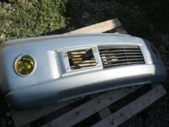 Бампер. Mitsubishi eK-Wagon, H81W Двигатель 3G83