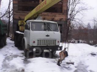 """МАЗ Ивановец. Продам автокран МАЗ """"Ивановец"""", 10 800 куб. см., 14 000 кг., 14 м."""