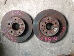 Диск тормозной. Suzuki SX4, YB41S, YA41S, YC11S, YB11S, YA11S